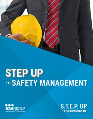 STEP UP to Safety Management webinar presentation