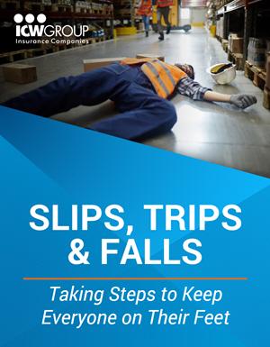 Slips, Trips & Falls webinar presentation