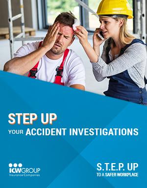 Step up your accident investigations webinar presentation handout