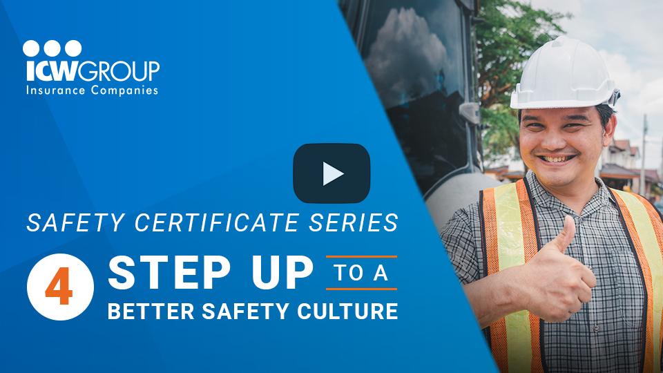 Watch the STEP UP to a Better Safety Culture webinar.