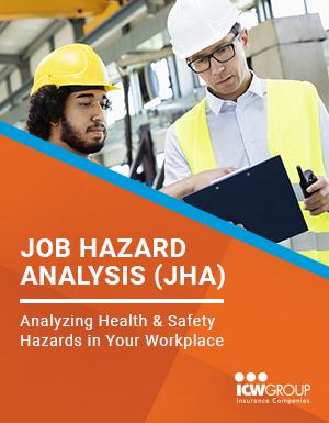 Job hazard analysis webinar presentation handout