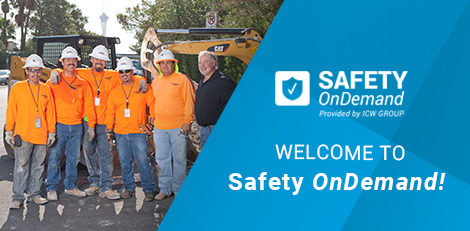 Webinar: Welcome to Safety OnDemand