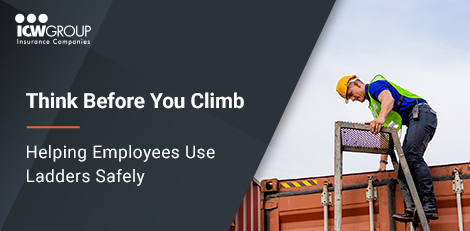 ICW Group's Think Before You Climb webinar