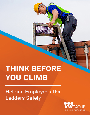 ICW Group's Think Before You Climb Presentation