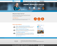 Visit the Agency Resource Center