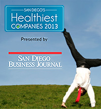 ICW Group named in San Diego's healthiest companies 2013 by San Diego Business Journal