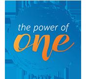 Power of One logo