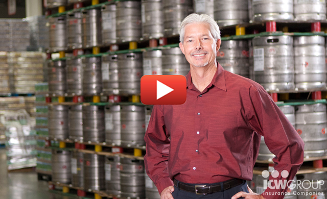 Rick Sweeney of Straub Distributing Company's customer testimonial page.