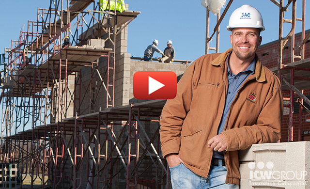 Chris Malec of JAC Masonry's customer testimonial page.