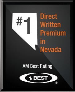 AM Best rated ICW Group #1 in Direct Written Premium in Nevada
