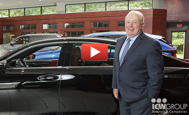 Brian Bennett of Haldeman Lexus' customer testimonial page.