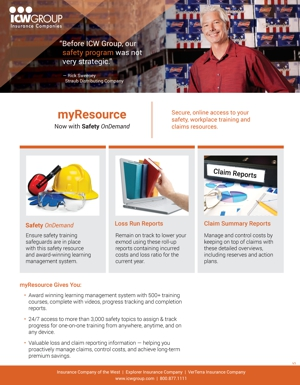 Download the ICW Group myResource informational flyer